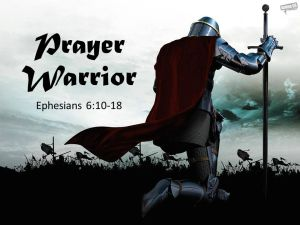 PRAYER WARRIORS3
